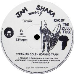 Stranger Cole - Morning Train - LP