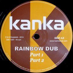 Kanka – Worries & Problems / Rainbow Dub - 12''