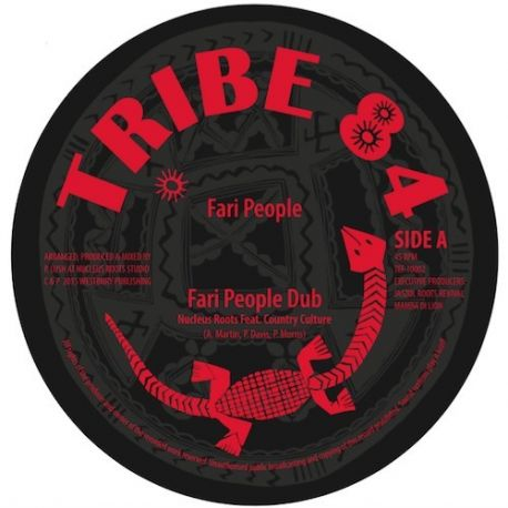Nucleus Roots / Country Culture - Fari People - 10""