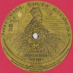 Shades Of Black  / Dan I - Tellin' U - 7""