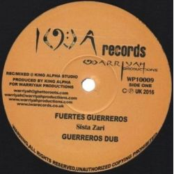 SISTA ZARI / Iwarriyah -  Fuertes Guerreros / Freedom Fighters - 10""