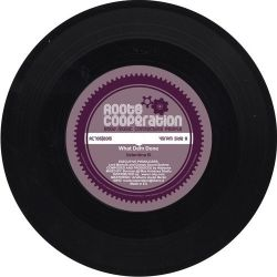 Valentina B. / Habesha  - What Dem Done - 7""