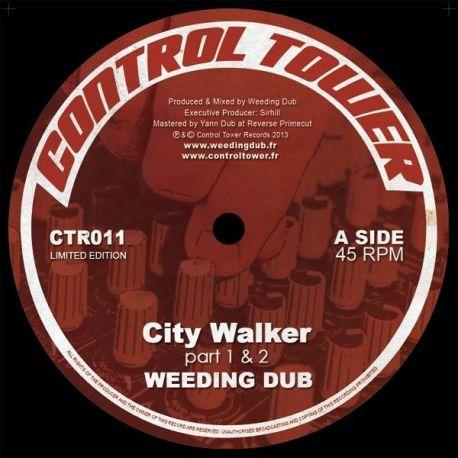 Weeding Dub – City Walker / Chido La Banda   - 12''