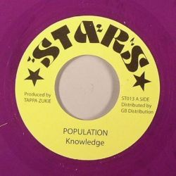 Knowledge  - Population - 7""