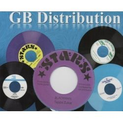 Tapper Zukie - Blackman - 7""