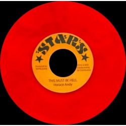 Horace Andy - This Must Be Hell - 7""