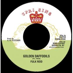 Fulk Livingston Reid - Golden Daffodils - 7""