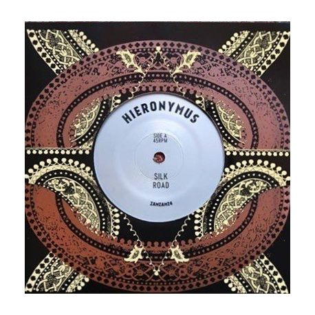 Hieronymus - Silk Road / A Pound Of Pepper - 7""