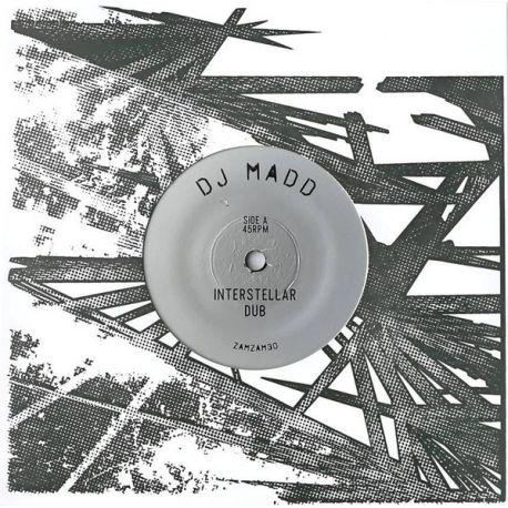 """DJ MADD - Interstellar Dub / Spook Dub - 7"""""""