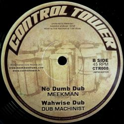 Meekman Feat. Fitta Warri ‎– Drum Sound - 12''