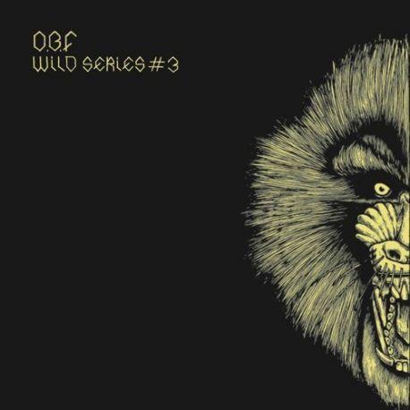 "YT / O.B.F. / Burro Banton - Wild Series 3 - 12"""