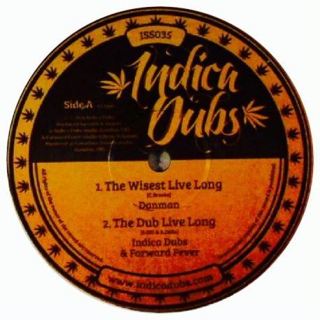 "Dan Man - The Wisest Live Long - 10"""