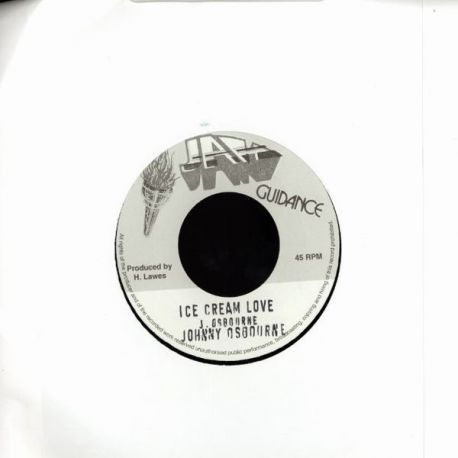 Johnny Osbourne - Ice Cream Love - 7""
