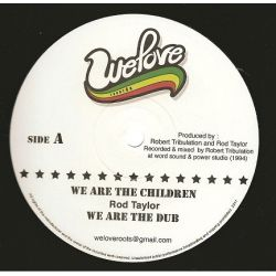 Rod Taylor ‎– We Are The Children - 12""