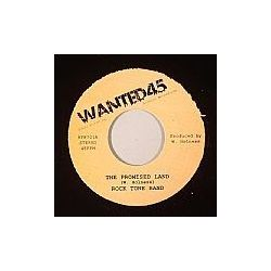 Rockstones - The Promised Land - 7""