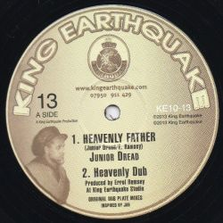 Junior Dread - Heavenly Father - 10""