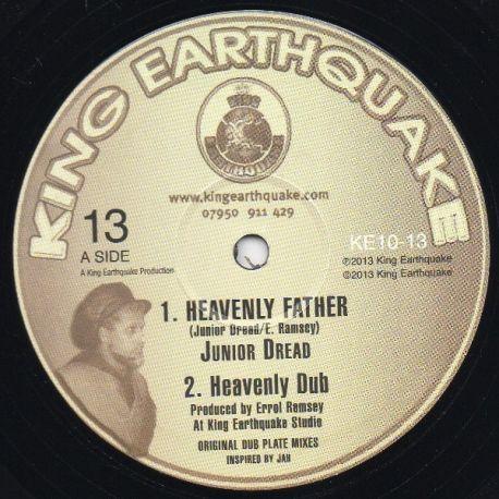 "Junior Dread - Heavenly Father - 10"""