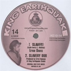 """Izyah Davis - Slavery / Old Marcus - 10"""""""