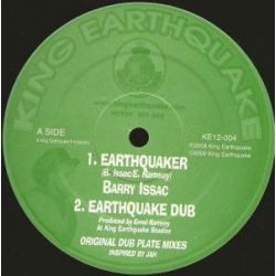 Barry Issac - Earthquaker / Money - 12""