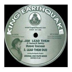 """Hughie Izachaar - Jah Lead Them - 12"""""""