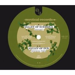 Ras Mykha, Far East, Mystical Powa - Dub Soldier , Valley Of Suessola - 12""