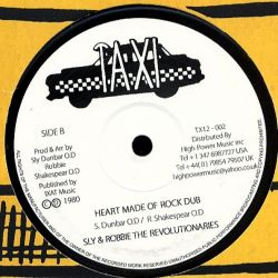 The Viceroys - Heart Made Of Stone - 12""