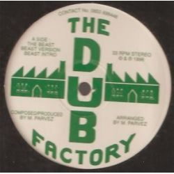 The Dub Factory - The Beast / The Message - 12""