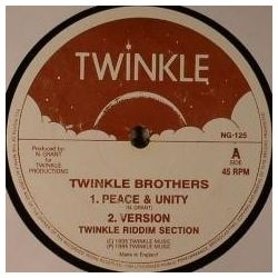 Twinkle Brothers / Della Grant - Peace & Unity / Our Father - 12""