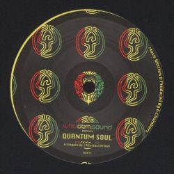 Quantum Soul - Steppin Up / Extract Of Dub - 10""