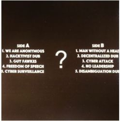 Anonymous - Anonymous In Dub - LP