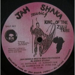 Jah Shaka / Mad Professor - At Ariwa Sounds - LP