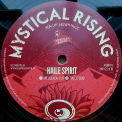 Tenna Star , Mystical Rising - Warning , Hail Spirit - 12""