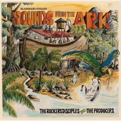 The Rockers Disciples / The Producers  -  Sounds From The Ark - LP
