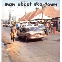 Various - Man About Ska-Town - LP