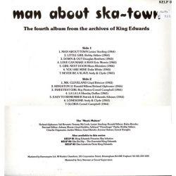 Various - Man About Ska-Town - LP