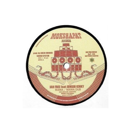 Jah Free / Juniah Kinky - Mama / Wilder Chants	 - 12""