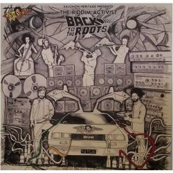 Roots Arna / The Riddim Activist - Back To The Roots - 12""