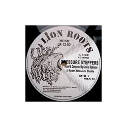 Crucial Alphonso - Pressure Steppers - 12""