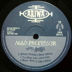 Mad Professor - Dubbing With Anansi  - LP
