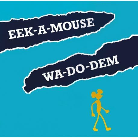 Eek-A-Mouse - Wa-Do-Dem - LP