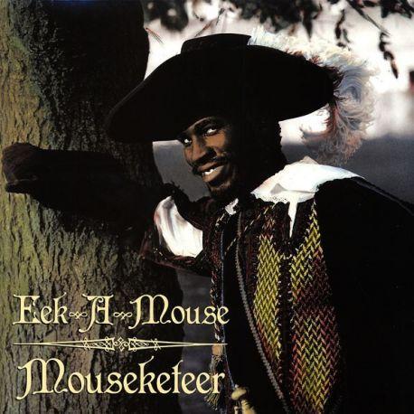 Eek-A-Mouse - Mouseketeer - LP
