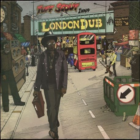 Tuff Scout - Inna London Dub - LP