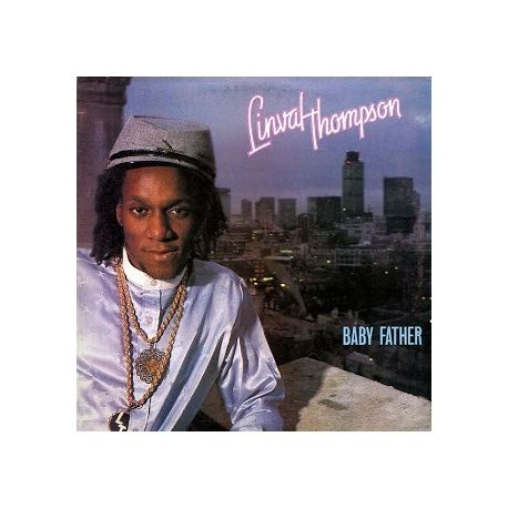 Linval Thompson - Baby Father - LP