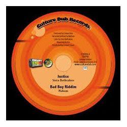 "Sista Bethsabee / Mahom / Maicee - Justice / Big Bad Zoo - 10"""