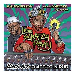 Mad Professor / The Robotiks / Lee Perry - Black Ark Classics in Dub - LP
