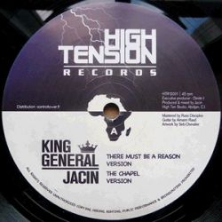 King General - There Must Be A Reason - 12""