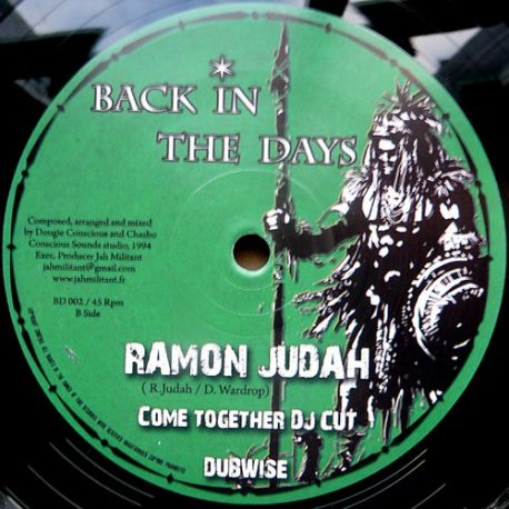 Ramon Judah - Come Together - 10""