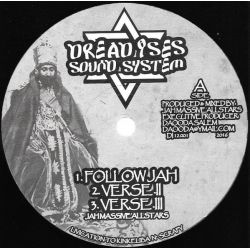 Jah Massive - Follow Jah / Jonah in the belly - 12""