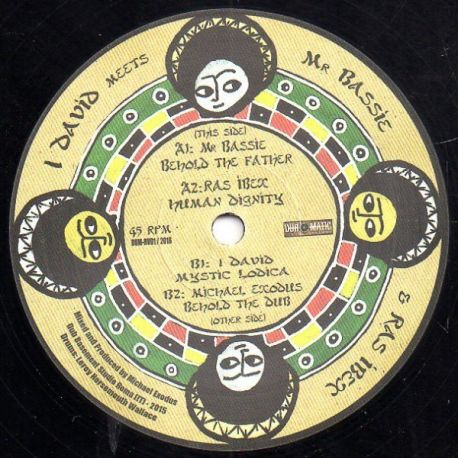 I-David / Mr. Bassie / Ras Ibex /  - Behold the father - 12""