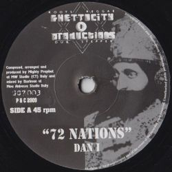 Dan I - 72 Nations - 7""